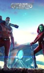 Guardians of the Galaxy the movie HD Wallpaper screenshot 5/6