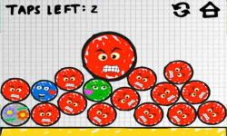 Doodle Ball Puzzle - Jump to Bump the Loving Balls screenshot 3/6