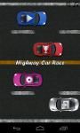 Highway Car Racer screenshot 1/4