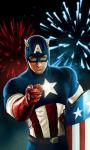Captain America Winter Soldier Jigsaw Puzzle 3 screenshot 1/4