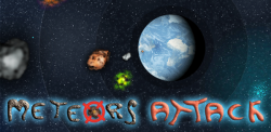 Meteors Attack screenshot 1/3