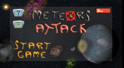 Meteors Attack screenshot 3/3