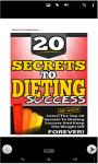 20 Diet Secrets screenshot 1/6