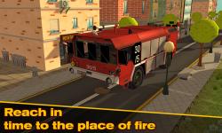 Fire Truck: Simulator screenshot 2/3