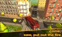 Fire Truck: Simulator screenshot 3/3
