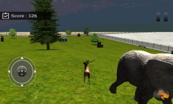 Angry Deer Revenge 3D Attack screenshot 5/6
