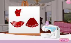 Laser Cut Leather Dress screenshot 4/4