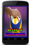 Rules of Volleyball screenshot 1/3
