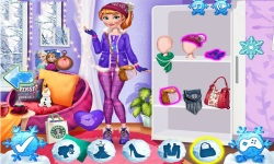 Elsa And Anna Winter Trends screenshot 4/4