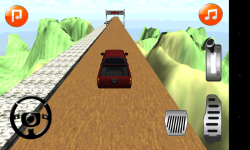 Hill Climb Motor Car 3D 4x4 screenshot 3/3