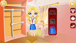 School DressUp Game screenshot 2/3