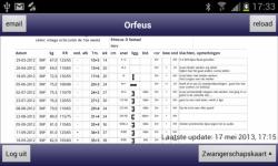 Orfeus voor zwangeren proper screenshot 4/6