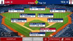 MLB Manager 2015 great screenshot 1/6