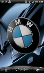 BMW 3D Logo Live Wallpaper screenshot 1/6