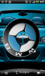 BMW 3D Logo Live Wallpaper screenshot 3/6