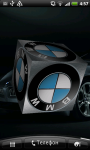 BMW 3D Logo Live Wallpaper screenshot 4/6
