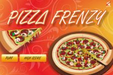 Pizza Frenzy screenshot 1/5