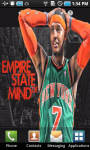 Carmelo Anthony LWP screenshot 2/3