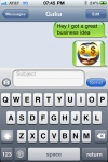 Animated Smileys for MMS/SMS and Email screenshot 1/1