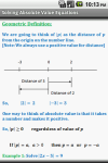 Algebra Cheat Sheet screenshot 1/5