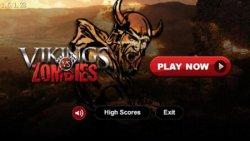 Vikings VS Zombies FREE screenshot 1/3