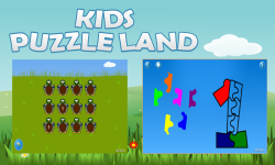 Kids Puzzle Land Free screenshot 1/3
