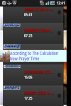 Pray Alert Times screenshot 1/6