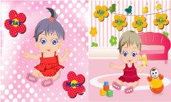 Baby Girl Dressup free screenshot 1/3