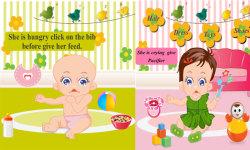 Baby Girl Dressup free screenshot 2/3