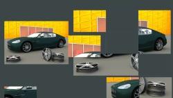 Cool Car Puzzle screenshot 2/3