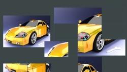 Cool Car Puzzle screenshot 3/3