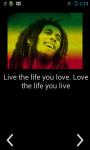 Bob Marley all quotes screenshot 2/3