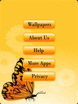 Butterfly Wallpapers : Butterflies Wallpaper screenshot 4/4