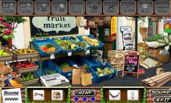 Free Hidden Object Games - Main Street screenshot 3/4