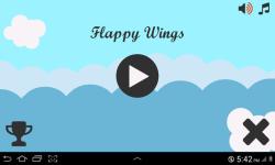 Flappy Wings screenshot 1/5