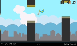 Flappy Wings screenshot 3/5