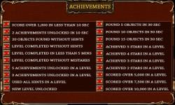 Free Hidden Object Games - Case Files screenshot 4/4