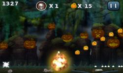 Halloween Jungle Run screenshot 3/5