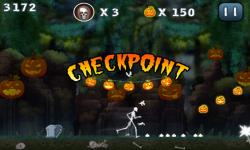 Halloween Jungle Run screenshot 5/5