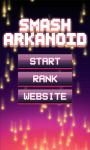 Smash Arkanoid screenshot 1/5