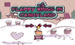 Floppy Wings In Candy Land screenshot 2/5