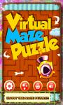 Virtual Maze Puzzle screenshot 1/5