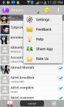 Contacts to PDF screenshot 2/6