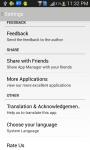 Contacts to PDF screenshot 3/6