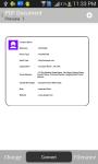 Contacts to PDF screenshot 4/6