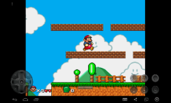 The Adventures of Super Mario screenshot 2/4