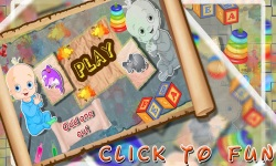 spot out odd one image puzzle Game screenshot 1/4