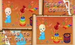 spot out odd one image puzzle Game screenshot 3/4