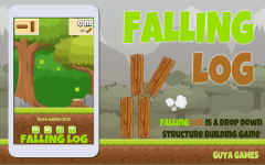 Falling Log screenshot 1/6