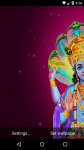 Beautiful Vishnu Live Wallpaper HD screenshot 2/6